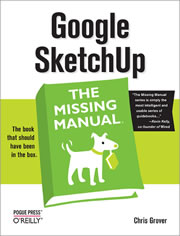 Bookcover of Google SketchUp: The Missing Manual